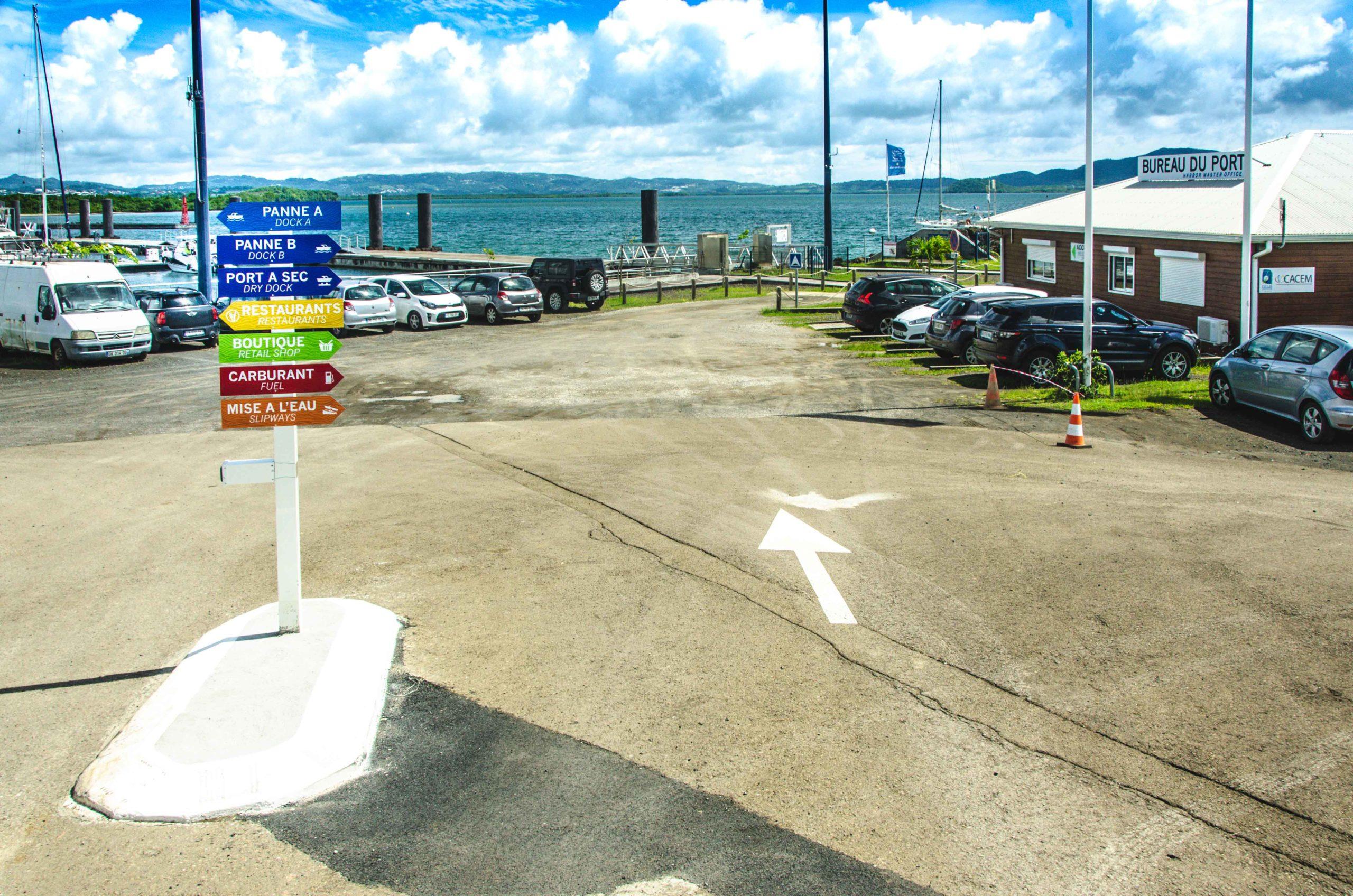 Port de plaisance- EZA
